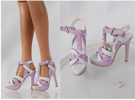 manualidades para muecas como aser sapatos arte lucientes enero 2013
