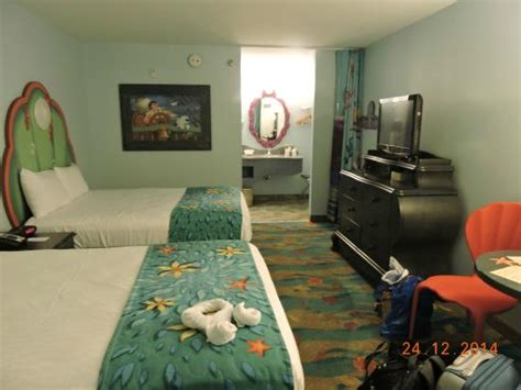 mermaid room of animation interior mermaid room picture of disney s of animation resort kissimmee tripadvisor