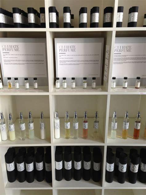 Parfum Shop zen perfume display described as quot best perfume shop