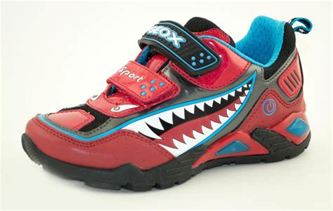 sell sneakers geox boys supreme light fashion sneakers ebay