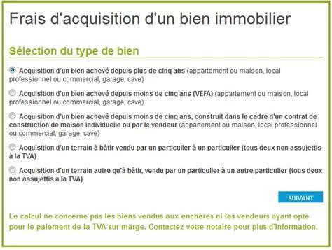 Tarif Frais Notaire Achat Maison 3633 by Calcul Des Frais Chambre Interd 233 Partementale Des