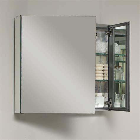 Wide Bathroom Mirrors Fresca 30 Quot Wide Bathroom Medicine Cabinet W Mirrors