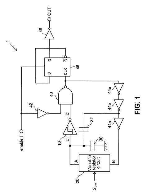 variable resistor equivalent circuit patent us20120092078 variable resistor circuit and oscillation circuit patents