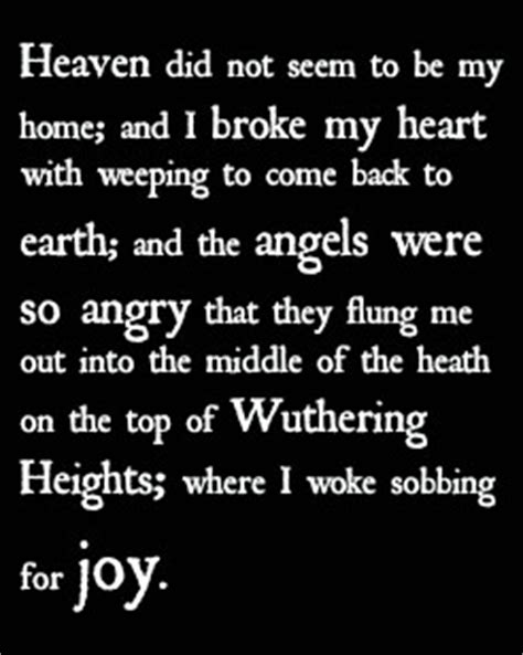 theme quotes from wuthering heights heathcliff from wuthering heights quotes quotesgram