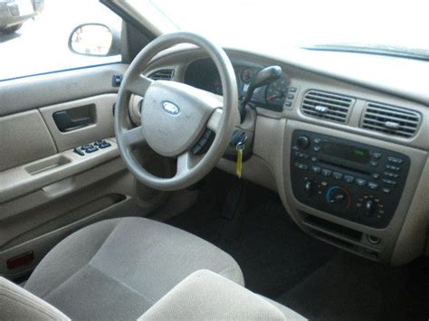 2004 ford taurus interior pictures cargurus