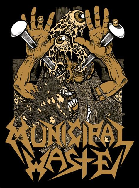 Mucipal Waste 73 best images about metal on amon amarth