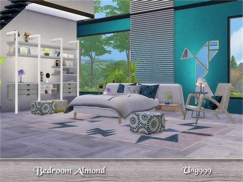 Ung999 S Bedroom Almond