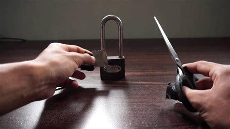 Gembok Tanpa Kunci cara membuka gembok tanpa kunci mudah