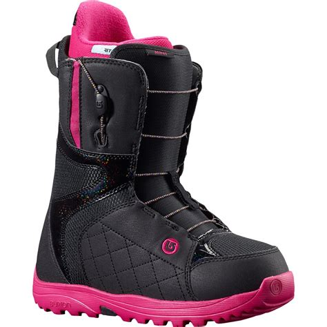 burton mint snowboard boots s 2015 evo outlet