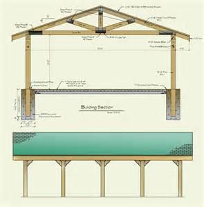Shop With Living Quarters Floor Plans Log And Timber Frame Picnic Shelter