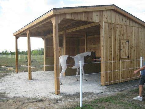 diy horse shelter   build  horse shelter building
