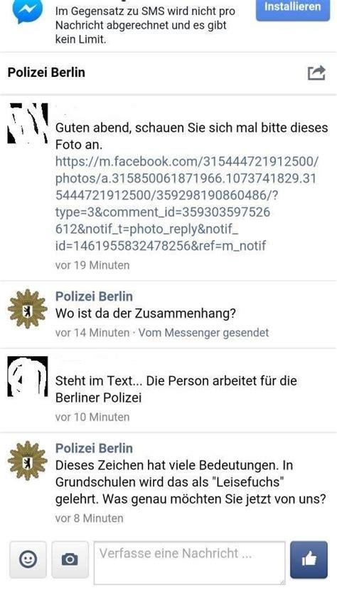Brief Antrag Zurückziehen Offener Brief An Die Polizei Berlin Ronai Chaker Fisch Fleisch