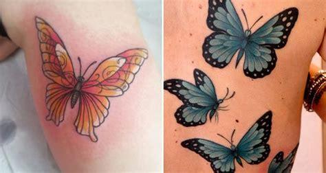 imagenes mariposas tattoos 40 hermosos tatuajes de mariposas y su significado tatto