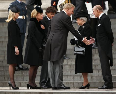 thatcher funeral draws dignitaries  complaints