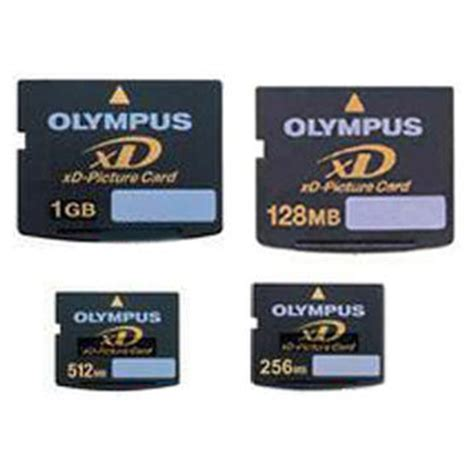 Memory Card Olympus drives and storage devices