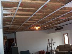 Alternatives To A Drop Ceiling by Drop Ceiling Basement On Dropped Ceiling Drop