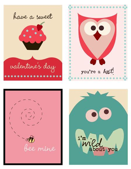 Say It With A Bellum Classic This Valentines Day by 25 Free Printable Valentines For Your To Out