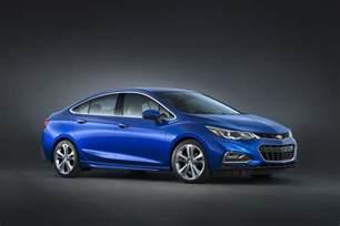 Chevrolet Us 2016 Chevrolet Cruze Us Pricing