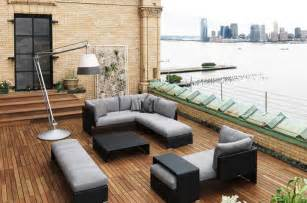 rooftop patio flooring rooftop patio design ideas with wood flooring by dedon