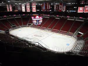 Number Of Sections In An Hockey Rink by Pnc Arena Section 338 Carolina Hurricanes