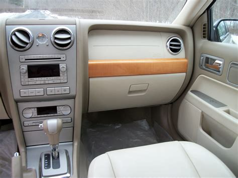 2008 Lincoln Mkz Interior by 2007 Lincoln Mkz Pictures Cargurus