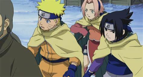 image naruto movie 1 ninja clash in the land of snow imagini naruto movie 1 daikatsugeki yukihime ninpocho