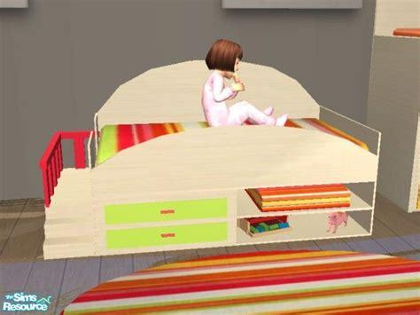 sims 3 toddler bed earthgoddess54 s jennifer toddler bed