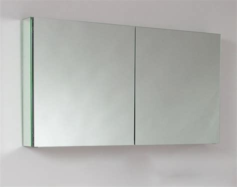 bathroom mirror 48 inch wide 48 quot kubebath wide bathroom medicine cabinet w mirrors