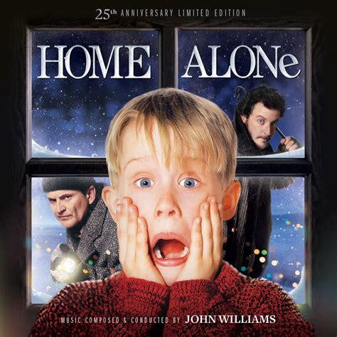 Records Home Contest Closed Win A Copy Of The Home Alone 25th Anniversary Edition Cd