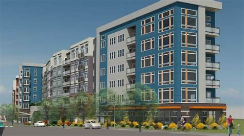 Fairfield Residential Corporate Office by Key Corner In Redmond To Get 360 New Apartments Puget