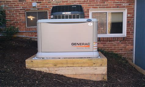 gallery service electrician and generac kohler