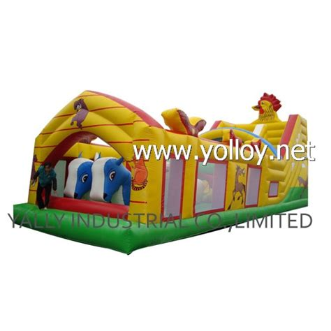 bounce house for kids yolloy hot inflatable bounce house for kids interactive for sale