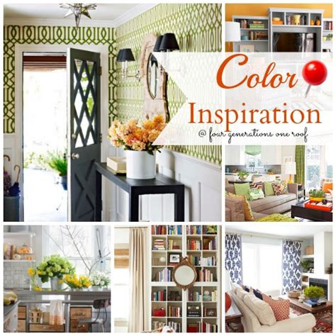 pinterest ideas for home decor this weeks top bhg pinterest color inspiration four