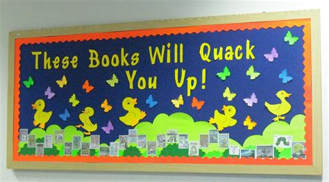 Bulletin Board Ideas For Library - 301 moved permanently