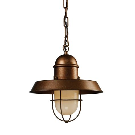 copper farmhouse pendant light titan lighting farmhouse 1 light bellwether copper ceiling
