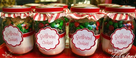 christmas girlfriend cookies in a jar loralee lewis