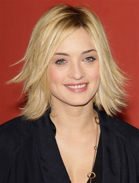short flicky layered cuts medium layered hairstyles for women