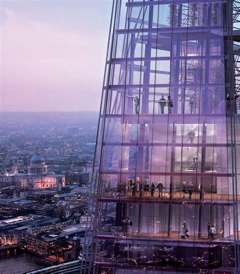 The Shard Interior by City United Kingdom The Shard