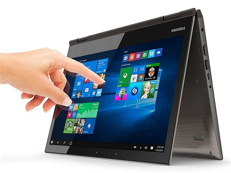 toshiba satellite radius 12 with 4k display windows 10 launched at ifa 2015 technology news