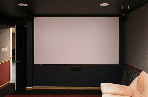 Home Theatre Projection Screen Paint