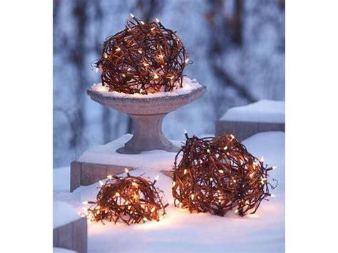 decorare il terrazzo addobbi natalizi come decorare il terrazzo
