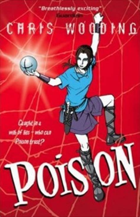 poison a novel books poison chris wooding