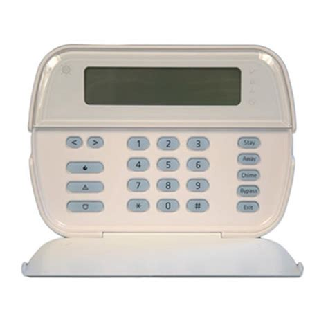 keypad for blockwatch alarm wireless home alarm systems