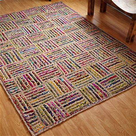 jcpenney braided area rugs better trends criss cross braided rectangular rug jcpenney