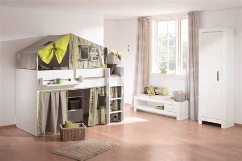 kinderzimmerm 195 182 bel kinderzimmer komplett sets paidi - Vorhänge Loft