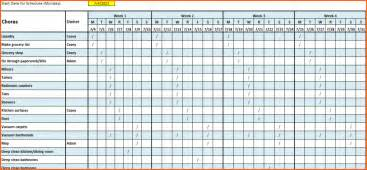 6 week work schedule template 6 weekly staff schedule template excel budget template