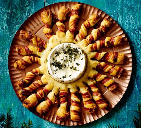 easy starter ideas for a dinner festive starter food