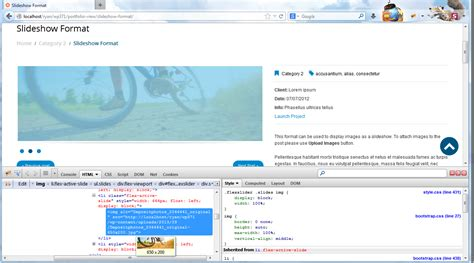 tutorial wordpress gallery slideshow wordpress how to change slideshow format post images