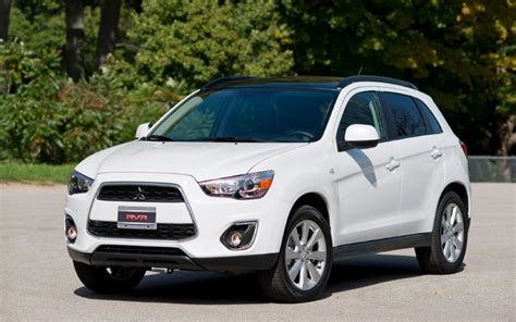 mitsubishi rvr 2015 2014 mitsubishi rvr es fwd price engine full technical