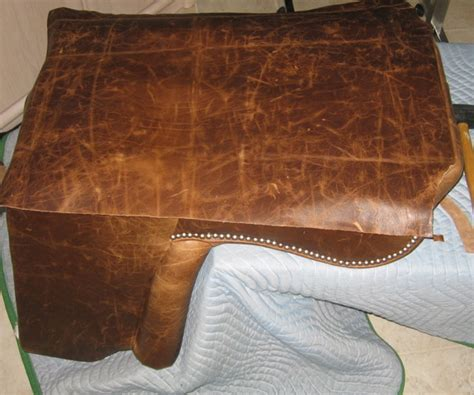 Reupholstering A Leather by Furniture Repair Restoration Reupholstering In Appleton